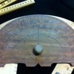 Objetos com história e com conta, peso e medida