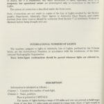Admiralty list of lights and fog signals – vol. L – 1982