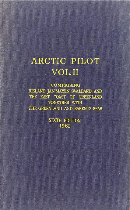 Arctic Pilot vol. II