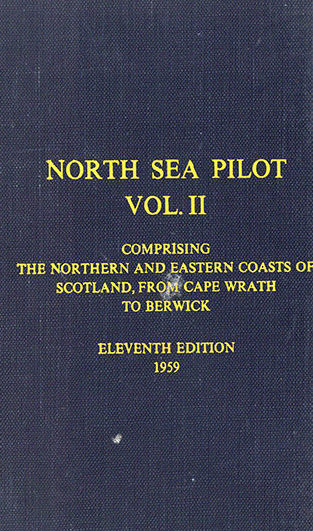 North Sea Pilot vol. II