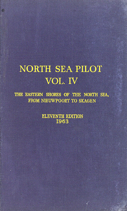 North Sea Pilot vol. IV