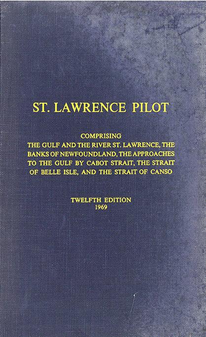 St. Lawrence pilot