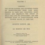 Newfoundland & labrador pilot – vol. 1