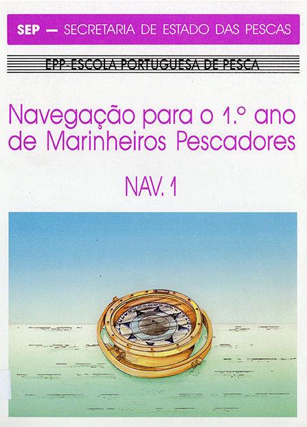 Navegação para o 1º ano de Marinheiros Pescadores – Nav. 1