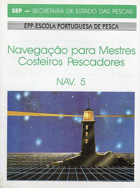 Navegação para Mestres Costeiros Pescadores – Nav. 5