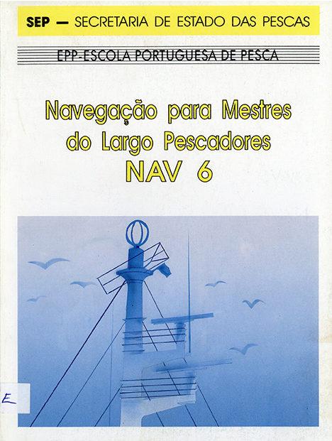 Navegação para Mestres do Largo Pescadores – Nav. 6