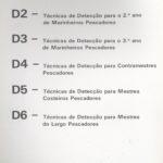 Técnicas de detecção para 3º anos de Marinheiros Pescadores – D3
