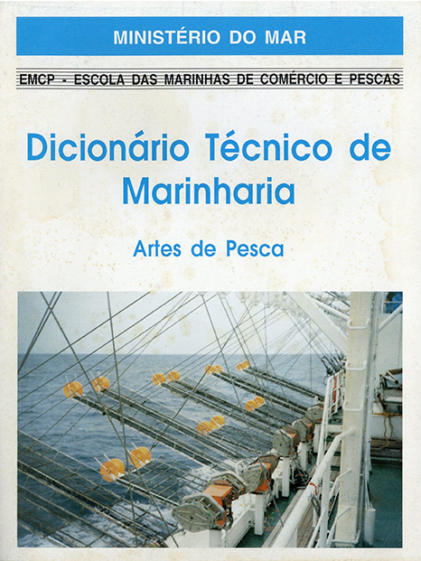 Dicionário Técnico de Marinharia – Artes de Pesca
