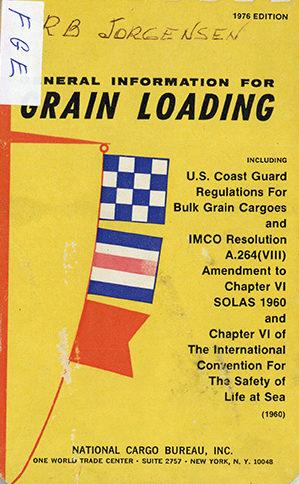 General Information for Grain Loading – 1976