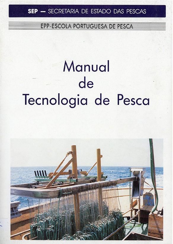 Manual de Tecnologia de Pesca