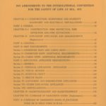 1983 Amendments to the Internacional Convention for the Safety of Life at Sea, 1974