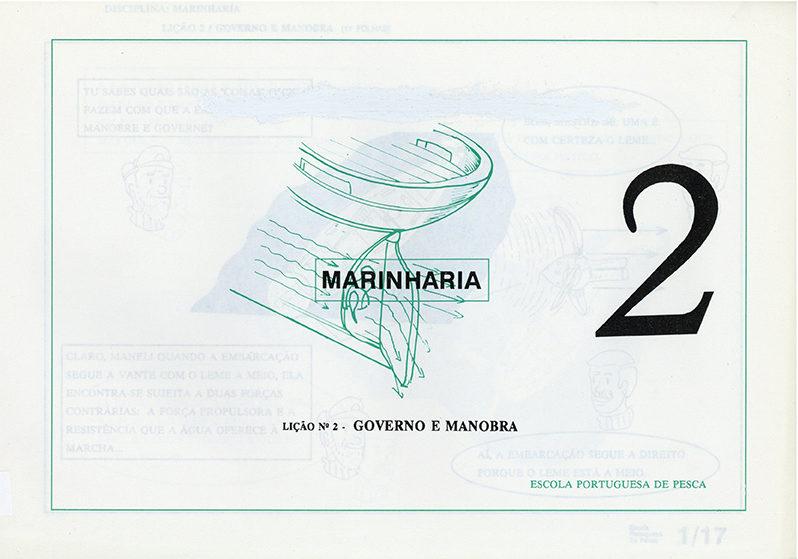 Marinharia: Lição Nº2 – Governo e Manobra