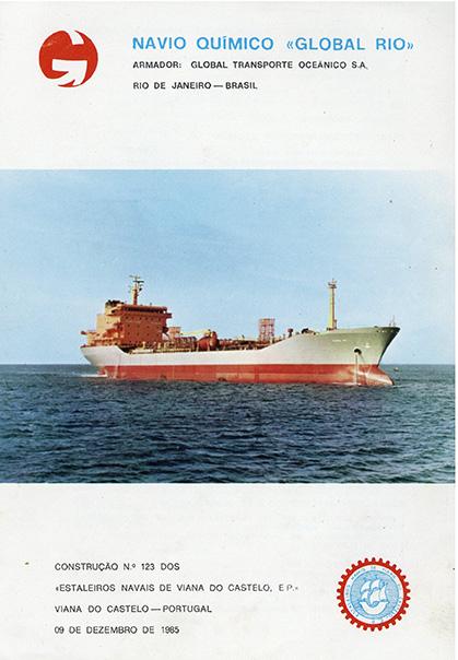 "Navio Químico ""Global Rio"""
