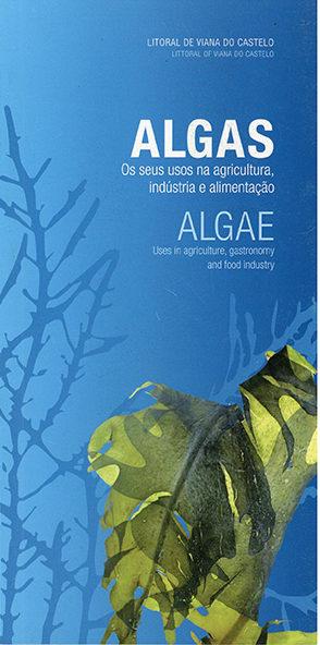 Algas – os seus usos na agricultura, indústria e alimentação
