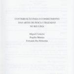 Contribuição para o conhecimento das artes de pesca utilizadas no rio Lima, nº7/2002