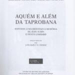Aquém e Além da Taprobana – estudos Luso – Orientais à memória de Jean Aubin e Denys Lombard