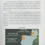 Relatório geral do estado de conservação e ameaças das espécies de peixes migradores