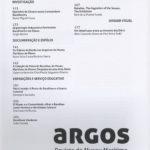 Argos – revista do Museu Marítimo de Ílhavo | out 2016 – 04