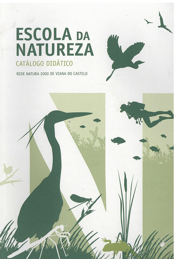 Escola da Natureza – catálogo didático