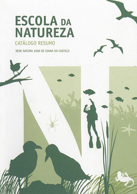Escola da Natureza – catálogo resumo