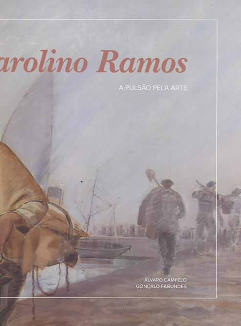 Carolino Ramos – a pulsão pela arte