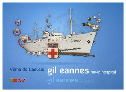 Viana do Castelo: Gil Eannes navio hospital