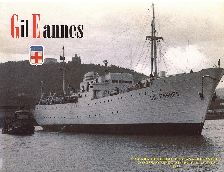 Gil Eannes: navio-apoio da frota bacalhoeira (reedição)