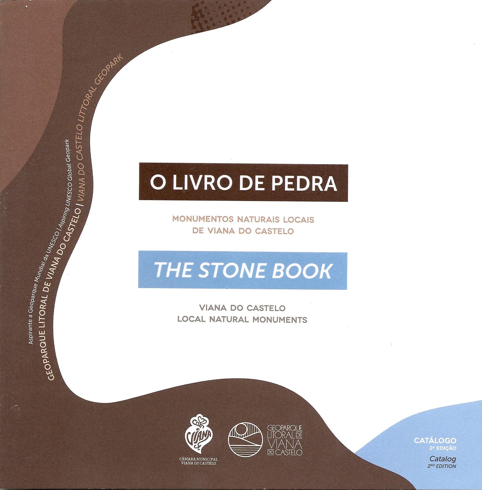 O livro de pedra – monumentos naturais locais de Viana do Castelo