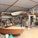A construção de embarcações tradicionais num estaleiro familiar