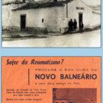 Os antigos balneários de sargaço da Praia Norte