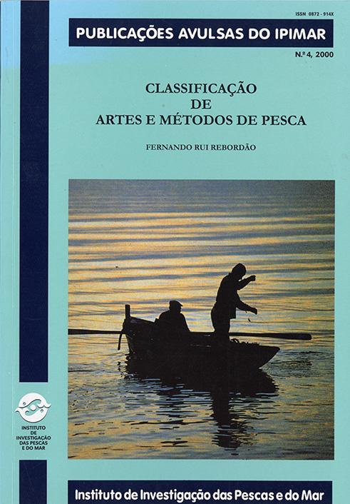 Classificação de artes e métodos de pesca | nº4, 2000