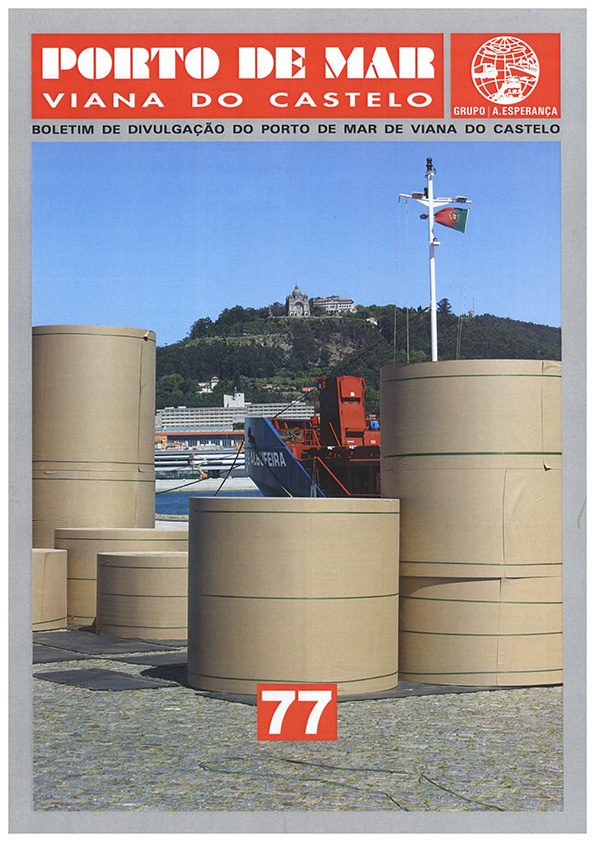 Porto de Mar Viana do Castelo – boletim de divulgação do porto de mar de Viana do Castelo – n.º77