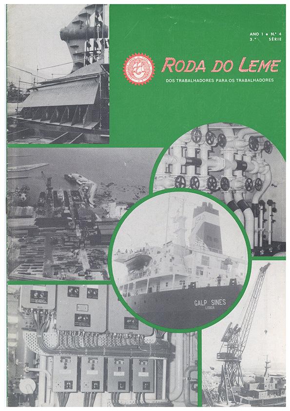 Roda do Leme, ano 1 – n.º4 (3ªsérie)