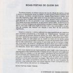 Roda do Leme, ano 4 – n.º29 (3ªsérie)