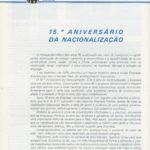 Roda do Leme, ano 4 – n.º39 (3ªsérie)