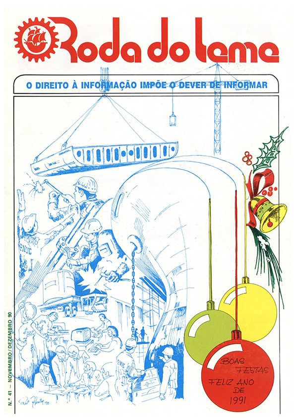 Roda do Leme, ano 4 – n.º41 (3ªsérie)