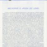 Roda do Leme, ano 4 – n.º42 (3ªsérie)