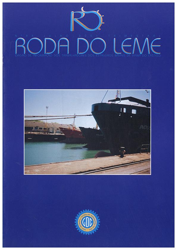 Roda do Leme, ano 10 – n.º84 (3ªsérie)