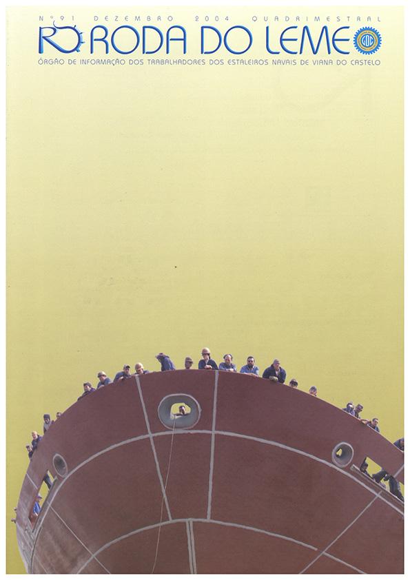 Roda do Leme, ano 12 – n.º91 (3ªsérie)