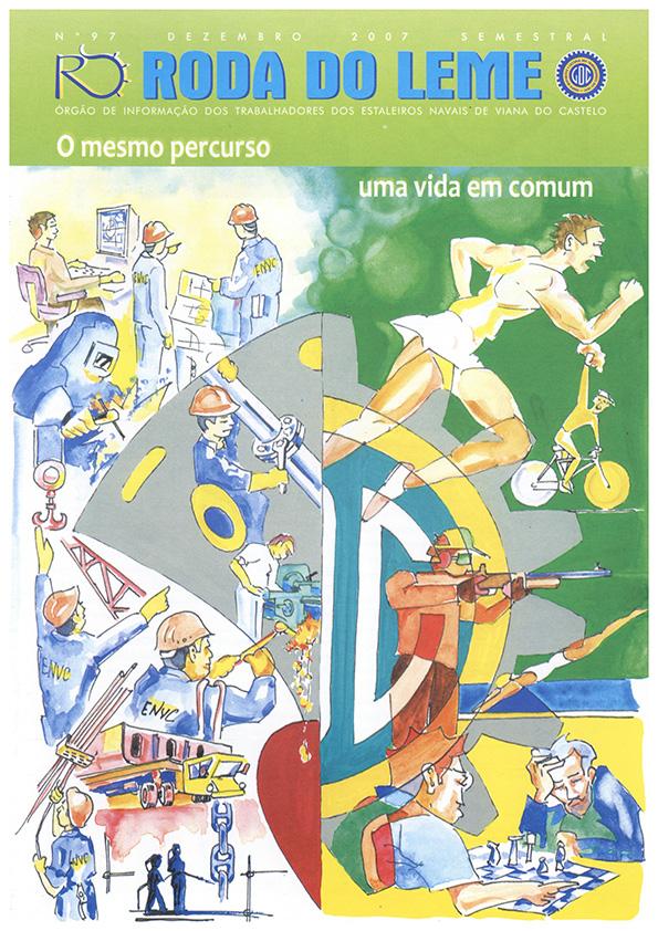 Roda do Leme, ano 13 – n.º97 (3ªsérie)