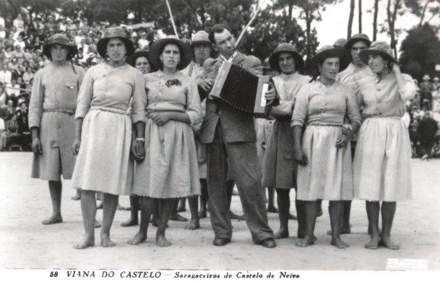 Sargaceiros de Castelo do Neiva