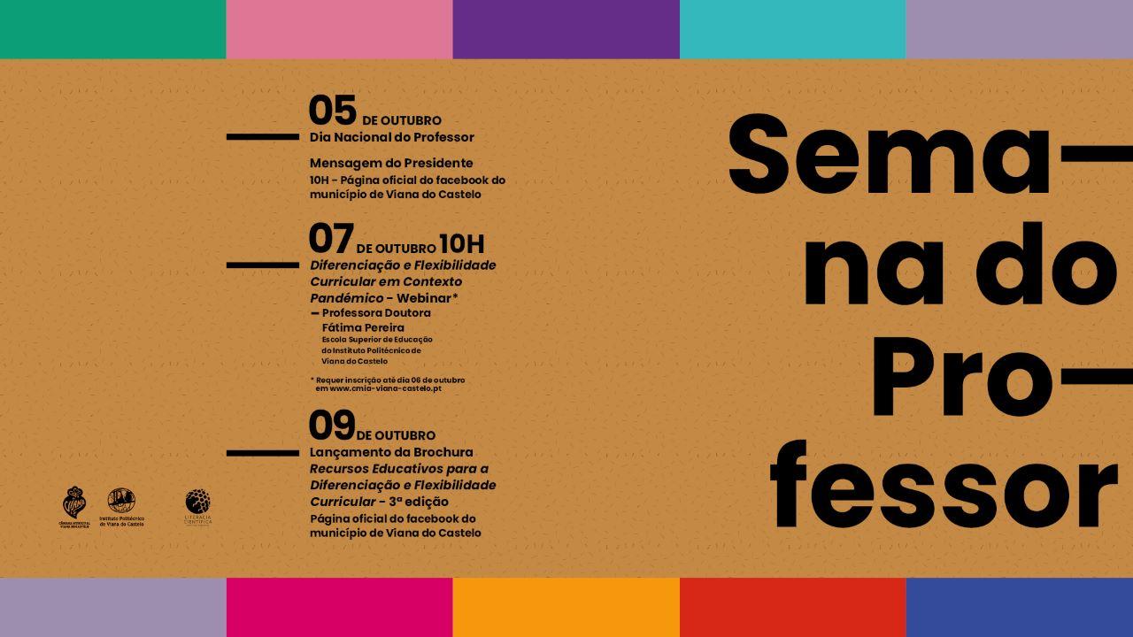 Brochura de Recursos educativos para a promoção da diferenciação e flexibilidade curricular – 3ª edição