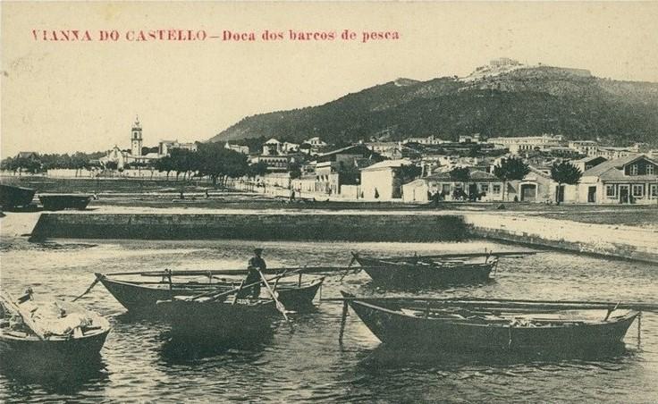 Vianna do Castello – Doca dos barcos de pesca