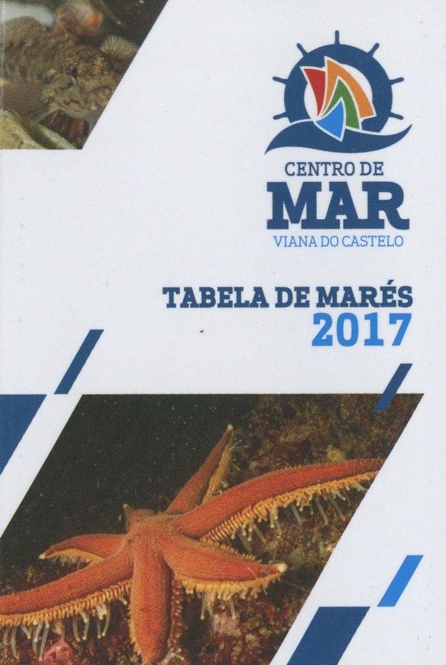 Tabela de marés – 2017
