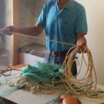 Entrevista a Manuel Araújo (pescador)